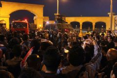 Mısır'da Taraftarlarla Polis Çatıştı: 22 Ölü
