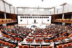 TBMM'de Bir Oturumda 26 Kanun Tasarısı Kabul Edildi