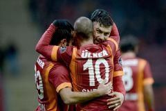Galatasaray-Balıkesirspor Maç Sonucu: 3-1