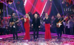 O Ses Türkiye Finali 18.02.2015 Çarşamba O Ses Türkiye Final TV 8 İzle