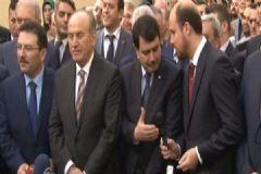 Vali Konuşacaktı ki Bilal Erdoğan Anons Edildi