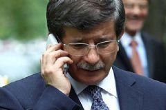 Başbakan Davutoğlu Fikret Orman'ı Arayarak Tebrik Etti