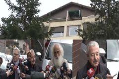 Yaşar Kemal'in Üsküdar'daki Evine Ünlü Akını