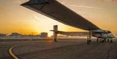 Solar Impulse 2 Uçağı Dünya Turuna Çıkıyor