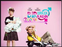 Fox TV 1 Erkek 1 Kadın 2 Çoçuk Canlı İzle! 04.03.2015 Çarşamba