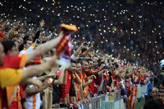 Galatasaray'dan Taraftarlara Derbi Öncesi Çağrı
