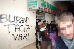 İstanbul'da Hamam Karma Diye Kandırdıkları Turistleri Taciz Ettiler