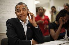İşte Obama'nın Telefon Tercihi