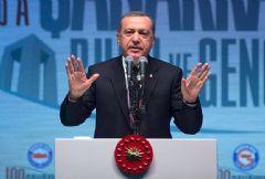 Erdoğan: Bu Ülkenin Gençliği Gezi'deki Vandallar Değildir