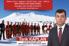 Tarın 'Kaplan' Gibi