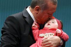 Erdoğan: ''Her Müslüman Türk'tür...''
