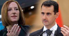 ABD'den U Dönüşü; 'Esad'ı Kastetmedik'