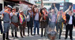 MHP'li Adayın Bozkurt İşaretiyle İmtihanı