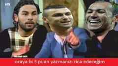 Kasımpaşa Galatasaray Maçı Capsleri