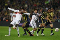 Fenerbahçe - Beşiktaş maç özeti – Fenerbahçe 1 Beşiktaş 0 maçın golleri 22.03.2015 Pazar