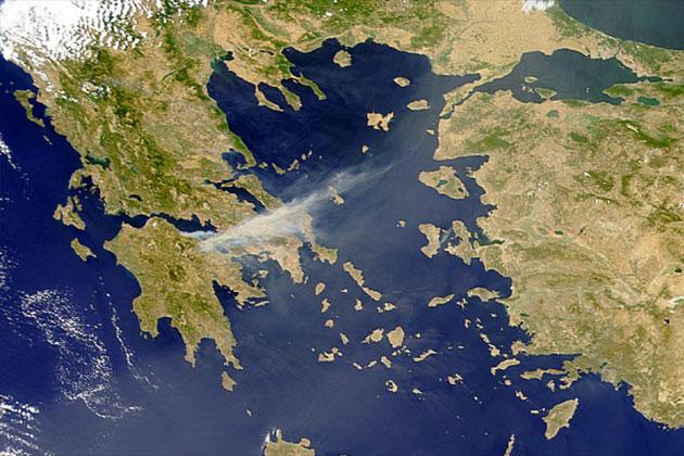 Yunan Bakan: Ege Yunan Denizidir