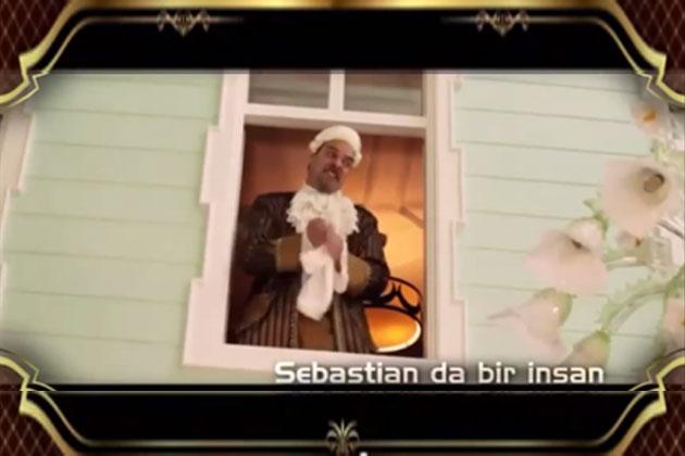 Beyaz Hande Yener'in Sebastian Şarkısına Klip Çekti
