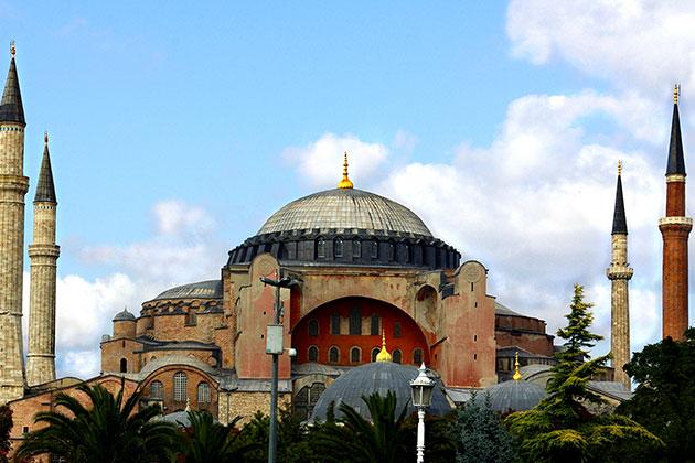 Ayasofya'da Kuran-ı Kerim Tilaveti Yapıldı