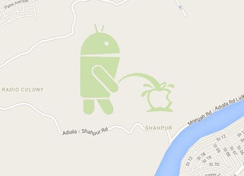 IOS – Android Savaşı Kızıştı