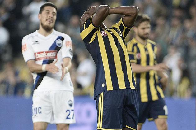 Fenerbahçe - Kayseri Erciyesspor maç özeti – Fenerbahçe 1 Kayseri Erciyesspor 1 maçın golleri 13.05.2015 Çarşamba