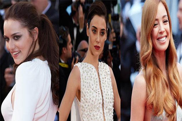 Cannes'taki 3 Türk Kime Poz Veriyor?