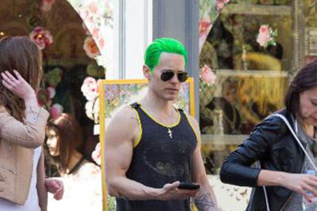 Yeni Joker Jared Leto