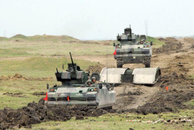 Türk Yapımı Askeri Araçlar