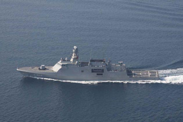 Türk Yapımı Savaş Gemileri