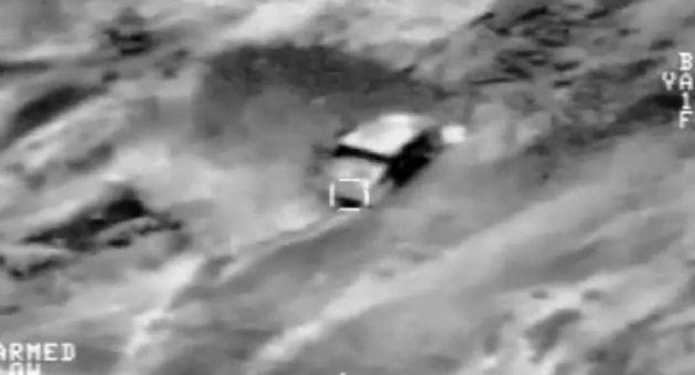 Irak Ordusu IŞİD'i Böyle Vuruyor