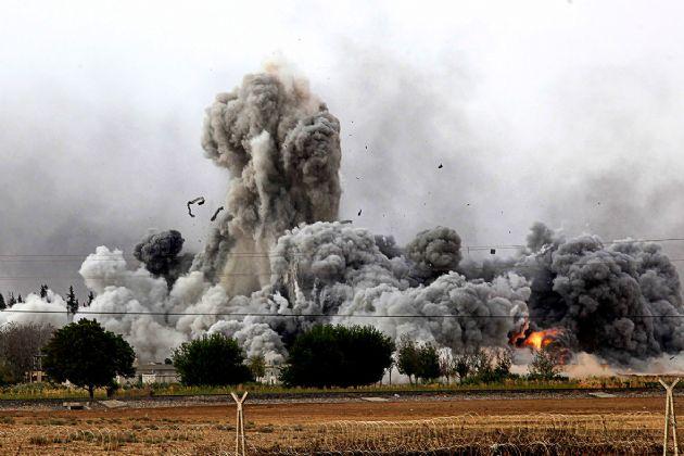 Irak Ordusu IŞİD'i Böyle Vurdu