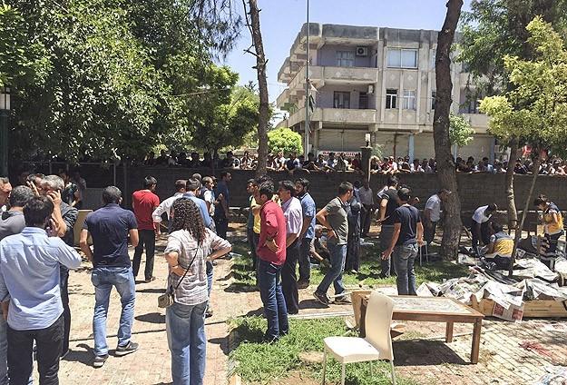 Şanlıurfa'da Patlama: Ölü ve Yaralılar Var