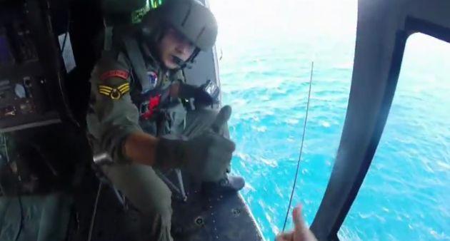 Askerin Gözünden Nefes Kesen Kurtarma Operasyonu