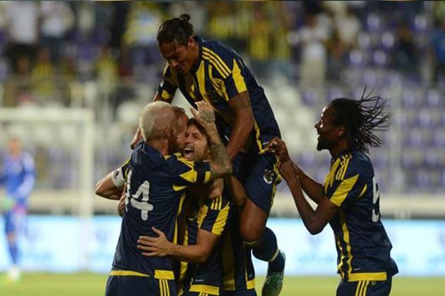 Fenerbahçe 3 - 1 Marsilya Maçı Sonu ve Özeti