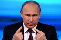 Putin'den Önemli Filistin Açıklaması