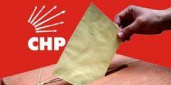 CHP'de Seçim Heyecanı