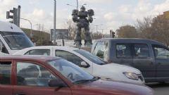 Ankaralılara Robot Sürprizi