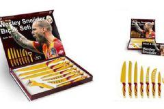 Sneijder'den 'Bıçak' Özrü