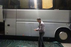 PSG'nin Takım Otobüsüne Saldırı Düzenlendi