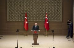 Erdoğan: Teröriste Terörist Diyemeyen Teröristin Ortağıdır