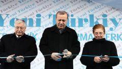 Erdoğan 'Yeni Türkiye Marşı' İle Karşılandı