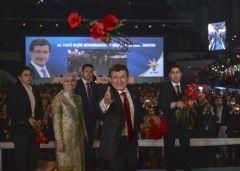 Davutoğlu AK Parti Seçim Beyannamesini Açıkladı