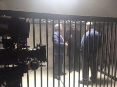 Milletvekili Üstün Ve Kavaklıoğlu'ndan Kafes Filmi'ne Ziyaret
