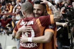 Sneijder Gaziantepspor Maçında Oynayamayacak