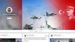 TSK'dan Sosyal Medya Açılımı