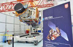 Göktürk-1 Uydusu Dünyaya Tanıtıldı