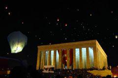 Anıtkabir'de Çanakkale Zaferi Etkinlikleri