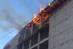 Ankara Garı'nda Yangın Çıktı