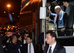 Erdoğan'dan Trabzonspor'a Veto