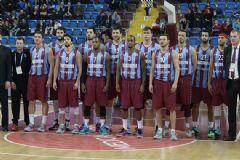 Trabzonspor Medical Park - Nanterre Maç Sonucu: 63-64
