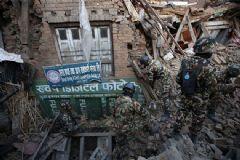 Nepal'de Ölü Sayısı 4500'e Yükseldi